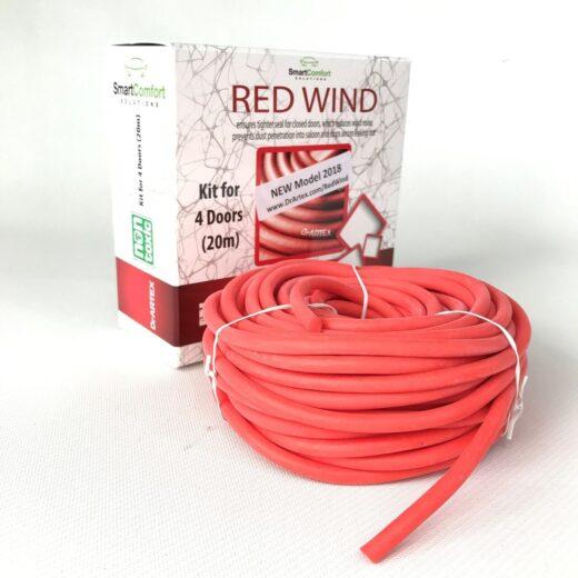 RedWind 2018 and box